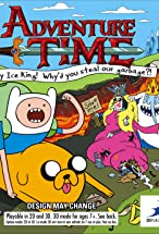 Primary image for Adventure Time: Hey Ice King! Why'd You Steal Our Garbage?!!