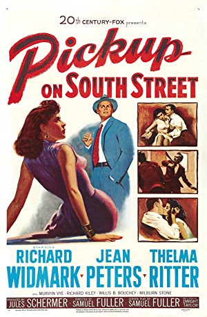Permalink to Movie Pickup on South Street (1953)