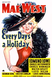 Every Day's a Holiday Poster