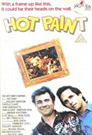 Hot Paint Poster