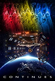 Star Trek Continues Poster