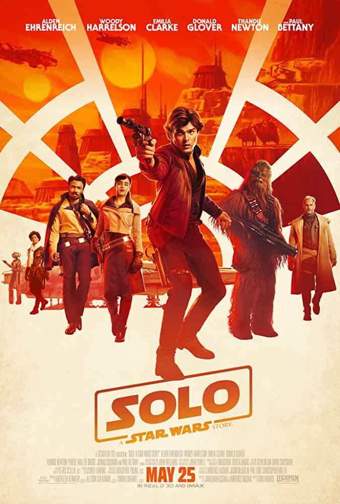 Solo A Star Wars Story (2018) Movie Download hd 720p 700mb 900mb