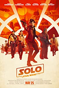 Check out the official trailer for 'Solo: A Star Wars Story.'