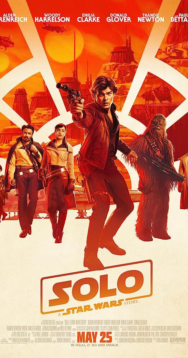 solo star wars story imdb