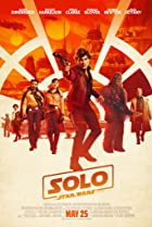 Solo: A Star Wars Story (2018) Poster