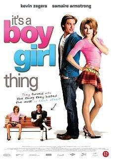 ts a Boy Girl Thing (2006) Poster