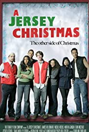 A Jersey Christmas Poster