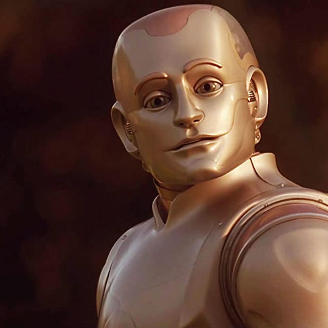 Robin Williams in Bicentennial Man (1999)