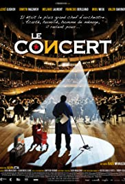 Le concert Poster