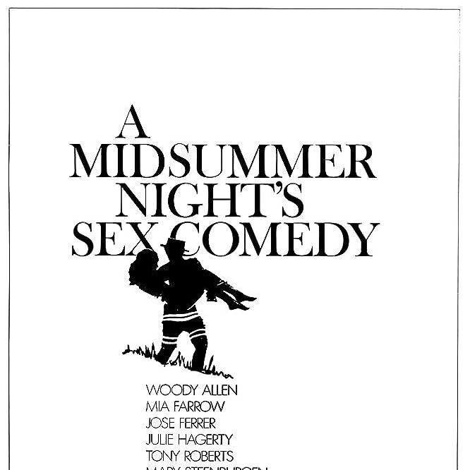 A Midsummer Night's Sex Comedy (1982)