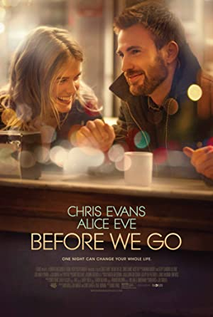 Before We Go Poster
