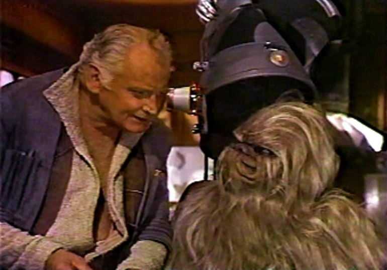 Art Carney in The Star Wars Holiday Special (1978)