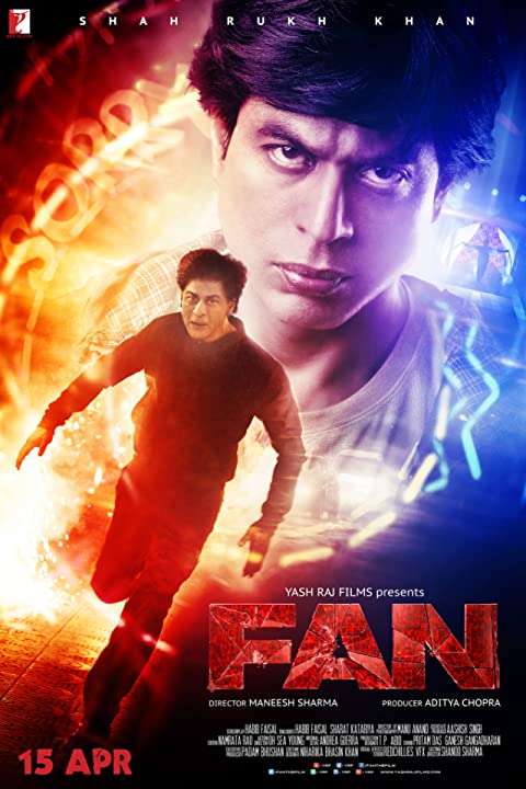 Fan (2016) Bollywood full Movie Watch Online Download At www.movies365.in