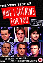 Primary image for The Very Best of 'Have I Got News for You'