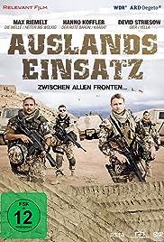 Auslandseinsatz Poster
