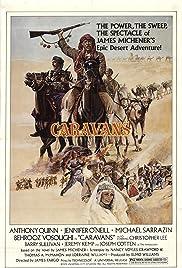 Caravans(1978) Poster - Movie Forum, Cast, Reviews
