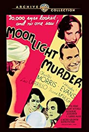 Moonlight Murder(1936) Poster - Movie Forum, Cast, Reviews