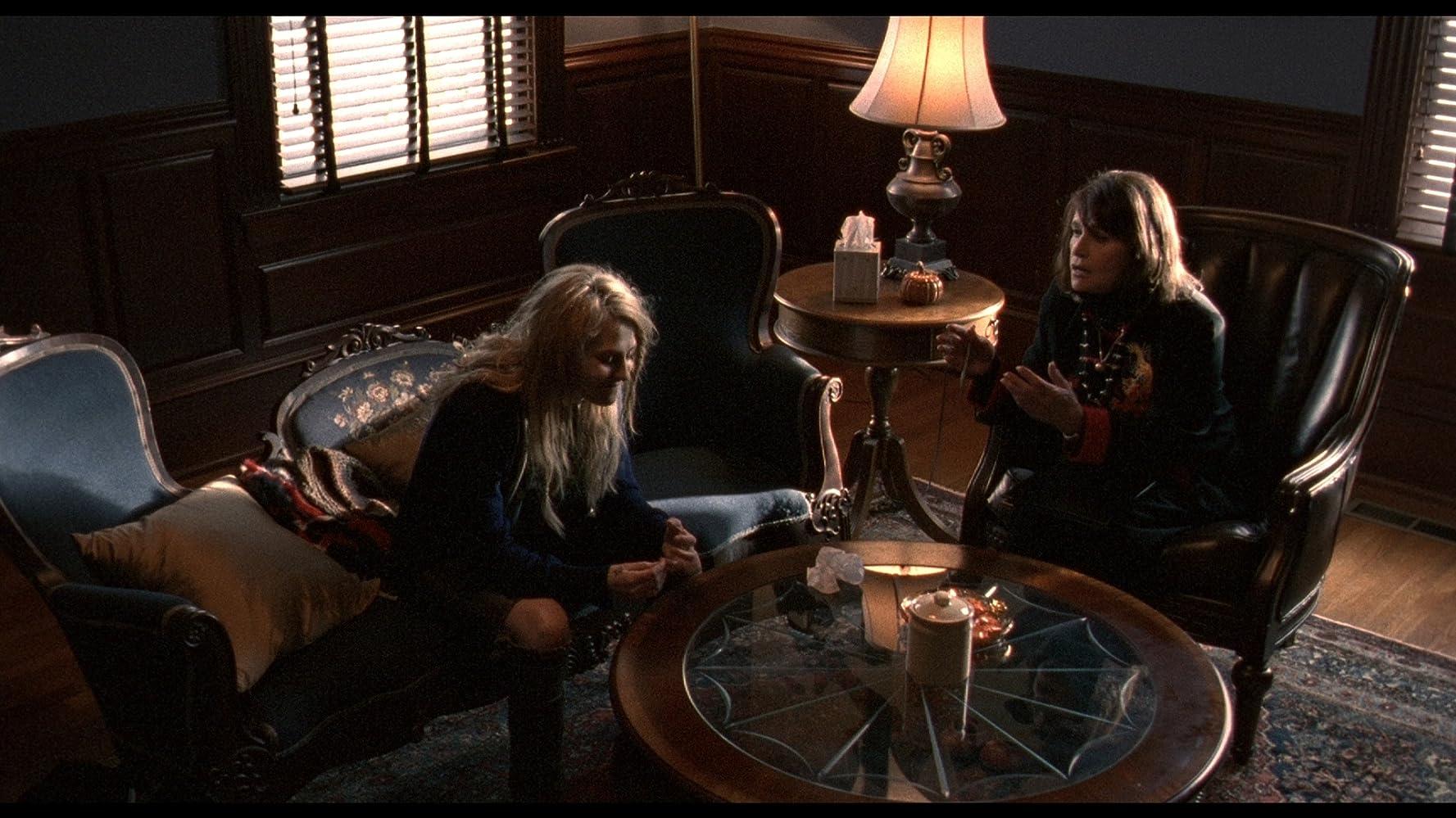 Scout Taylor-Compton and Caroline Williams in Halloween II (2009)