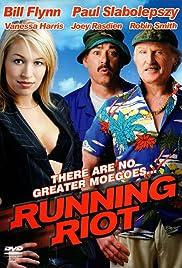 Running Riot Poster