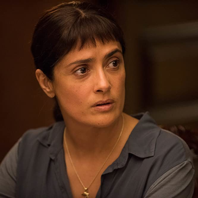 Salma Hayek in Beatriz at Dinner (2017)