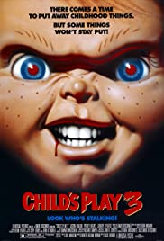 Child's Play 3 Poster