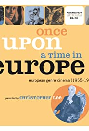 Once Upon a Time in Europe Poster
