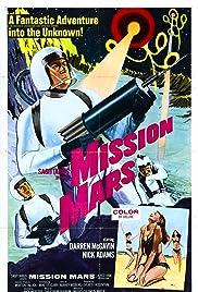 Mission Mars Poster