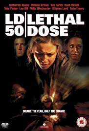 LD 50 Lethal Dose Poster