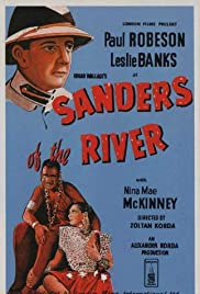 Sanders of the River Poster