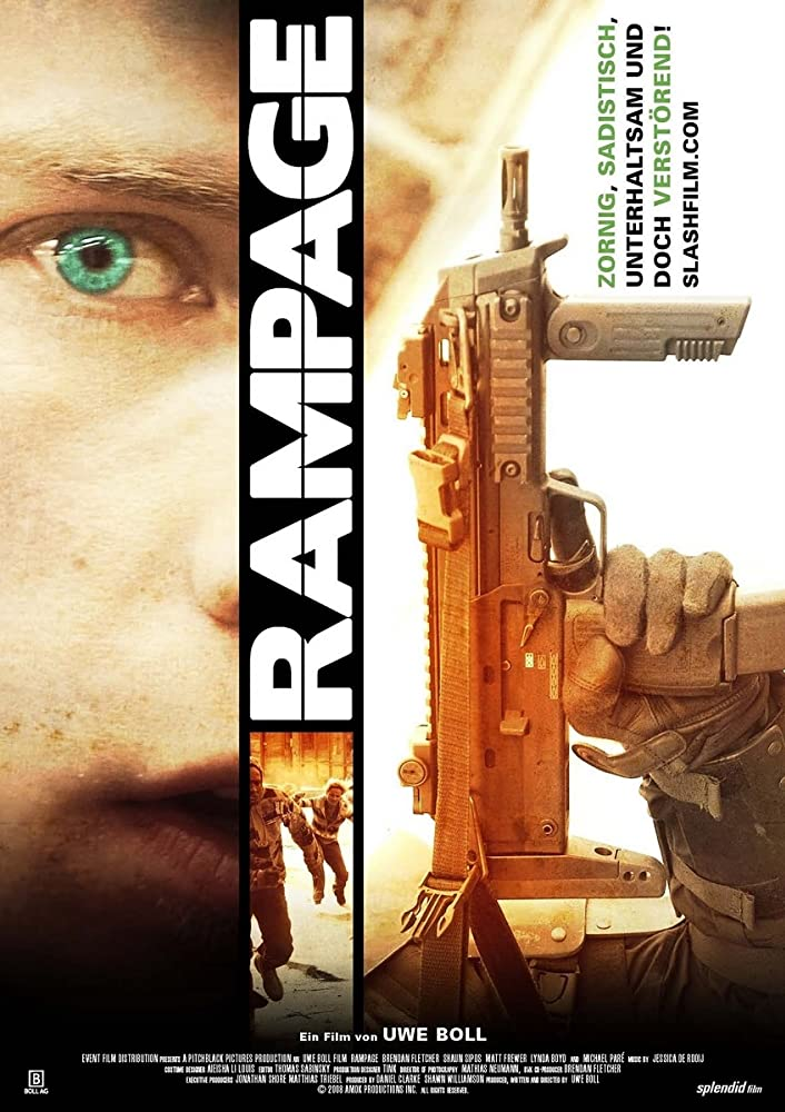 Rampage (2009) Hollywood Movie
