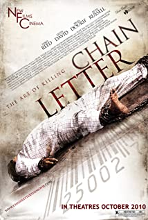 4 letter movie titles chain letter 2009 imdb 12988