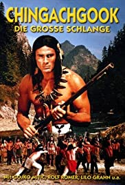 Chingachgook, die grosse Schlange Poster
