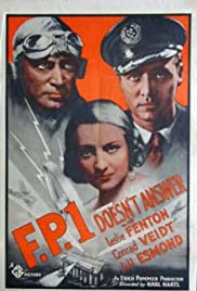 F. P. 1 Doesn't Answer Poster