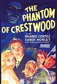 The Phantom of Crestwood Poster