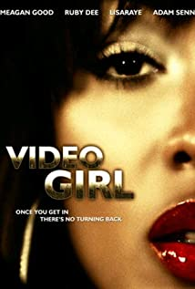 Girl and video