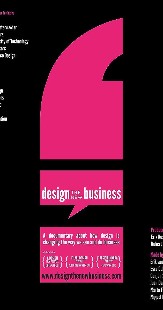Design The New Business 2011 Imdb