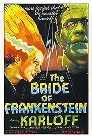 Bride of Frankenstein(1935) Poster - Movie Forum, Cast, Reviews