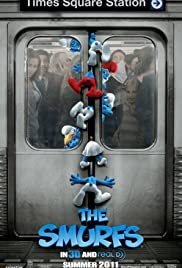 The Smurfs Poster