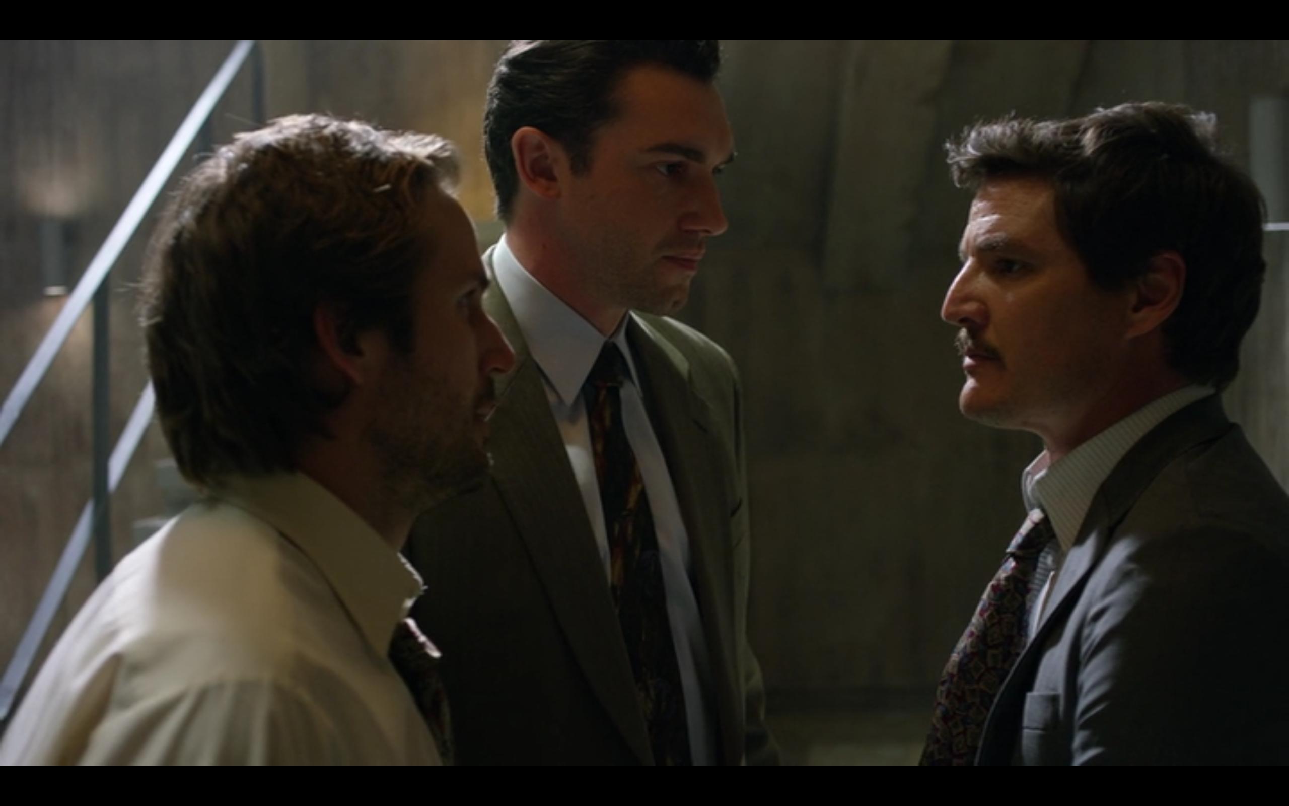 Narcos: Todos Los Hombres del Presidente | Season 3 | Episode 9