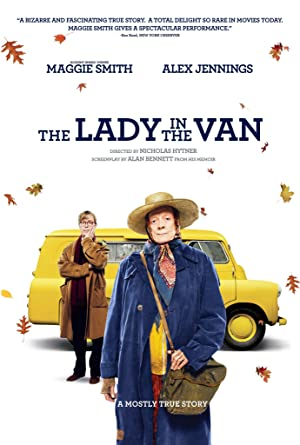 The Lady in the Van Poster