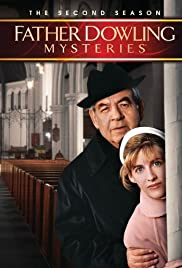 The Falling Angel Mystery Poster