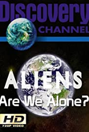 Aliens: Are We Alone? Poster