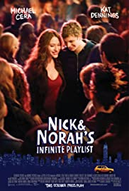 Nick and Norah's Infinite Playlist Poster