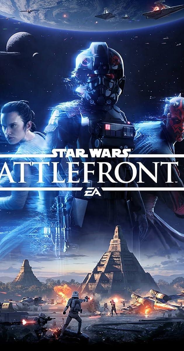 Star Wars: Battlefront II (Video Game 2017) - IMDb