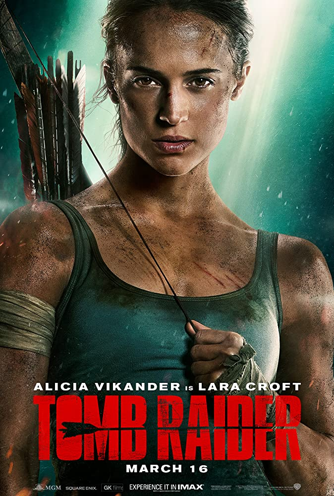 Tomb Raider 2018 English Movie 890MB