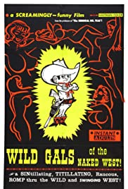 Wild Gals of the Naked West Poster