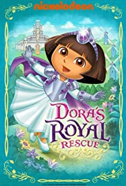 Dora's Royal Rescue Poster