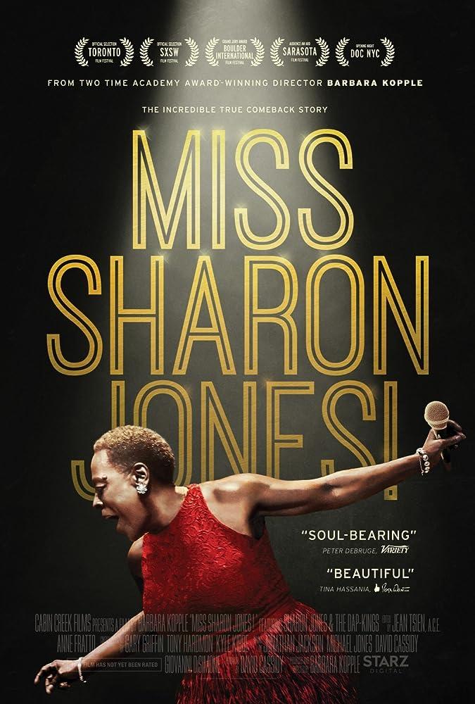 Fräulein Sharon Jones!