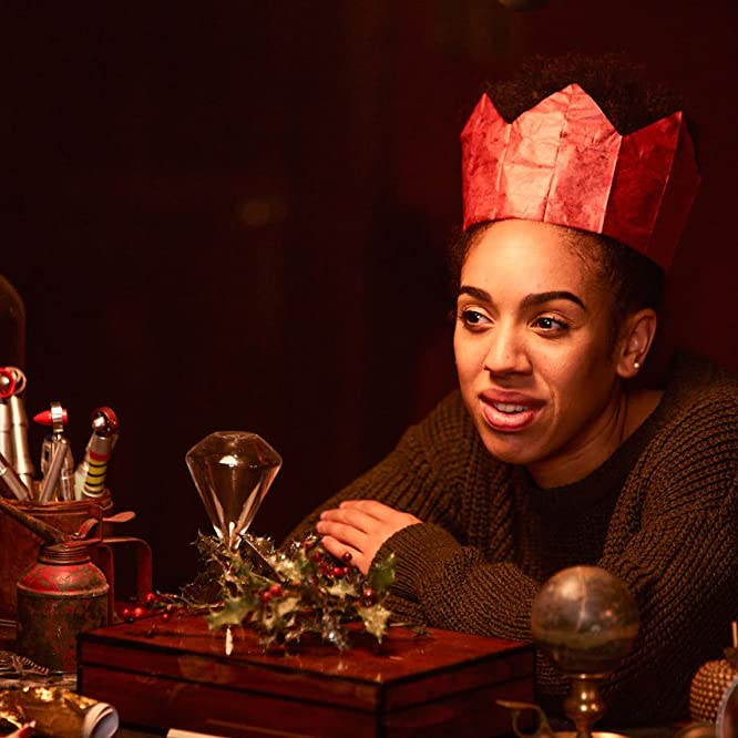 Pearl Mackie in Doctor Who (2005)