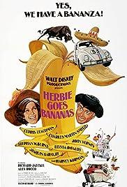Herbie Goes Bananas Poster